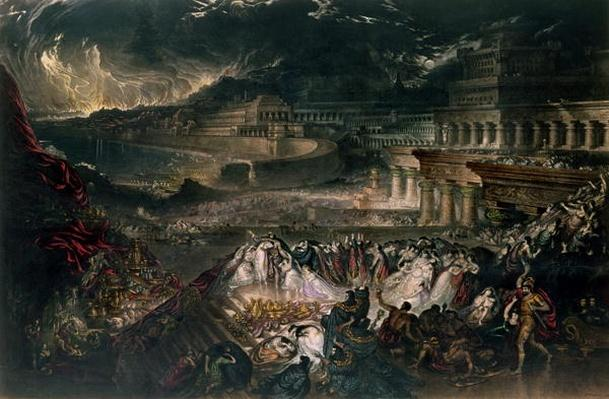 The Fall of Nineveh