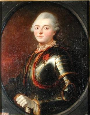 Admiral Charles-Henri Theodat