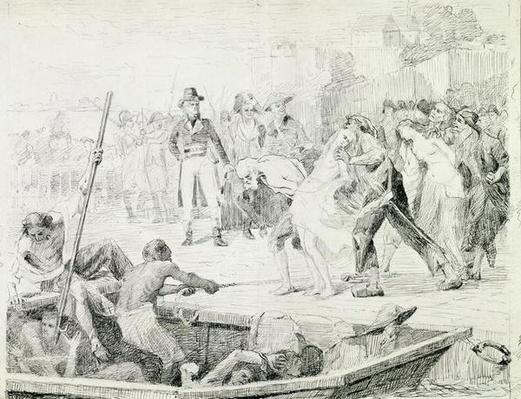 The Nantes Drownings in 1793