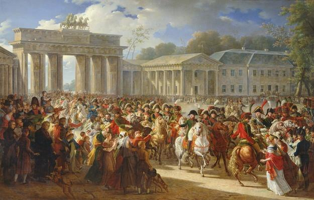 Entry of Napoleon I