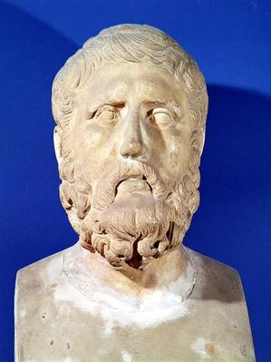 Bust of Zeno of Citium