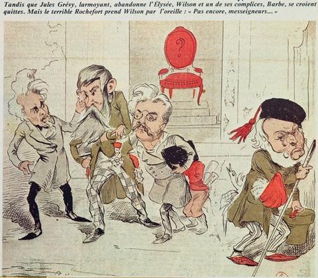 The Wilson Affair, 1887