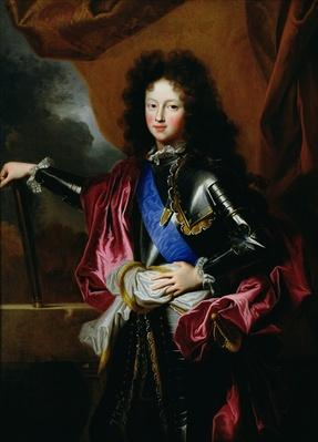Portrait of Louis of France