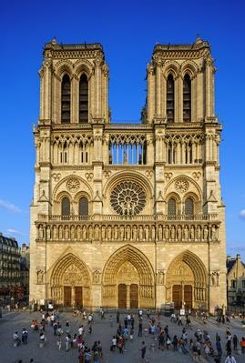 Notre Dame de Paris Cathedral, France | Monuments and Buildings
