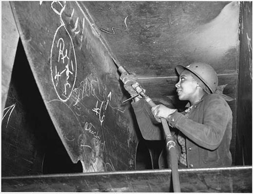 Kaiser Shipyards in Richmond, California| Ken Burns: The War