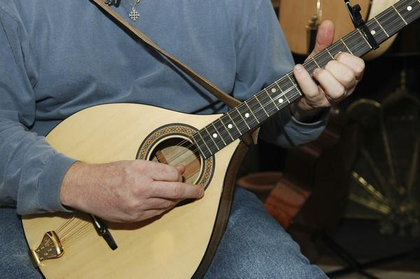 Greek Bouzouki | Musical Instruments