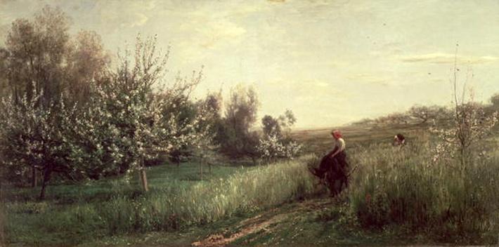 Spring, 1857