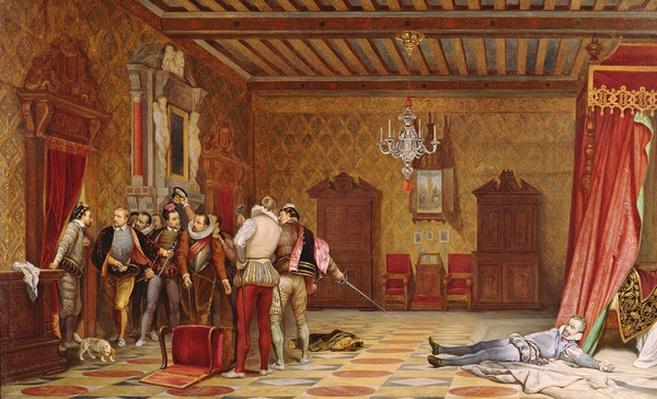 The Assassination of Henri de Lorraine