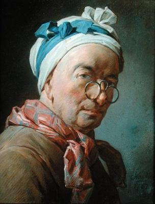 Self Portrait with Spectacles, 1773