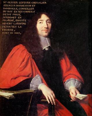 Portrait of Olivier Lefevre