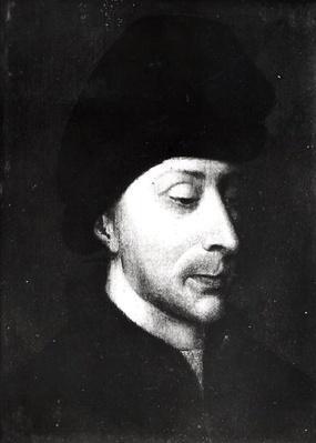 Portrait of Louis de France