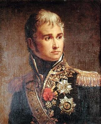 Portrait of Jean Lannes