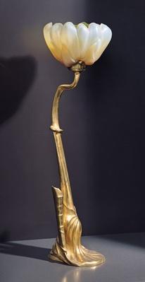 Nenuphar lamp, c.1902