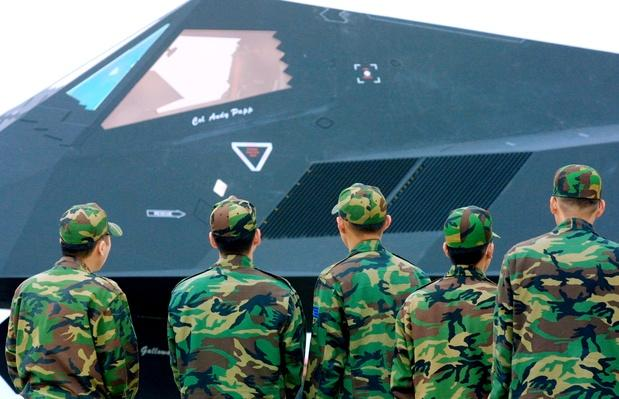 U.S. Moves Stealth Bombers To South Korea | The Evolution of Military Aviation