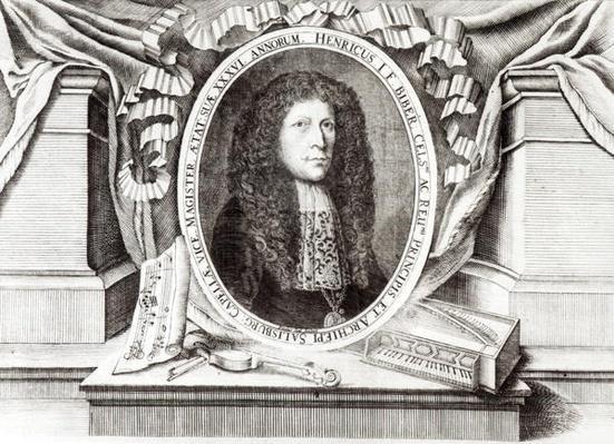 Heinrich Ignaz Franz von Biber