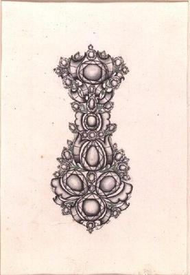 Pendant, 18th century