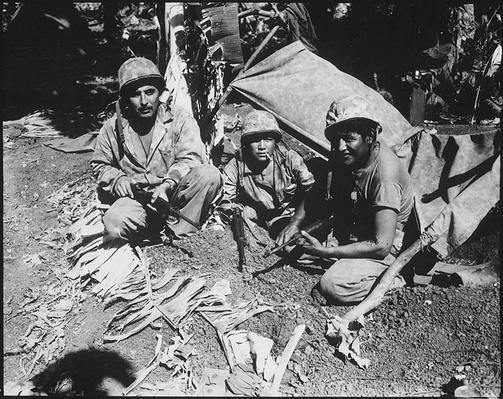 Saipan: Navajo Code Talker | Ken Burns: The War