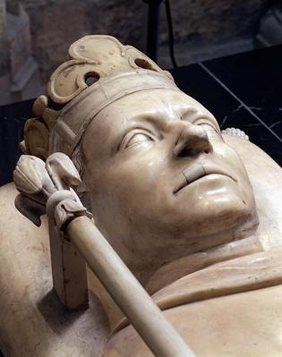 Effigy of Charles VI the Mad