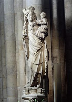 Virgin and Child, known as Notre-Dame de Paris