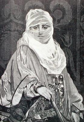 'La Favorita'- Woman with a Veil