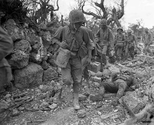 Marines on Okinawa | Ken Burns: The War