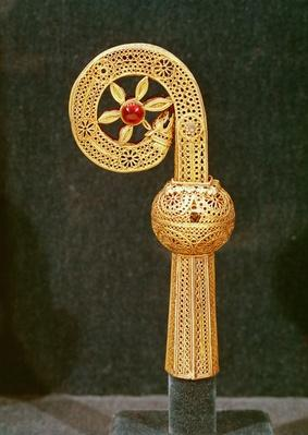 Crozier of St. Robert, c.1100