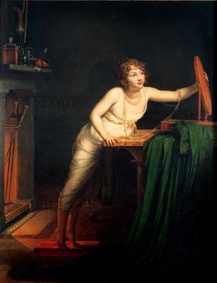 The First Sense of Coquetry, 1804