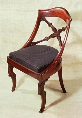 Chair, Louis-Philippe period