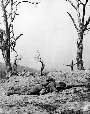 Anzio: American Dead | Ken Burns: The War