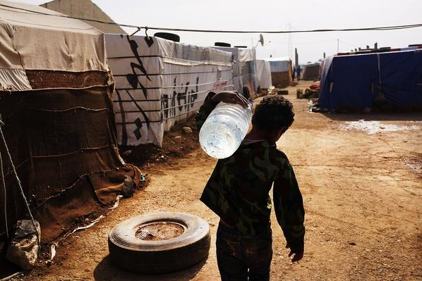 Syrian Refugees Migrate To Beirut To Escape Violence | Conflicts: Syria