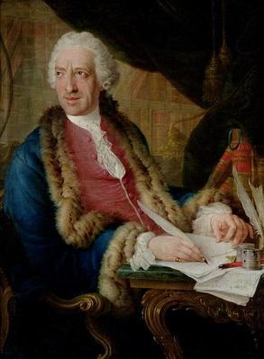 Portrait of a Gentleman, 1767