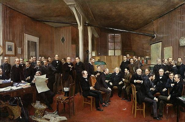 Le Journal des Debats, 1889