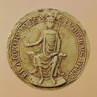 Seal of Louis VIII