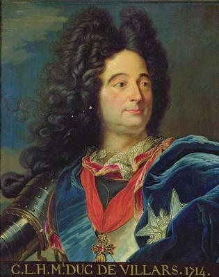 Portrait of Louis-Claude-Hector