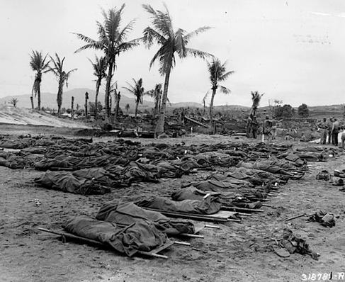 Saipan: American Dead | Ken Burns: The War
