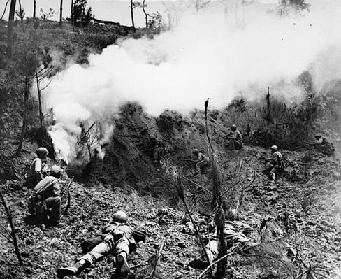 Okinawa: Fire in the Hole | Ken Burns: The War