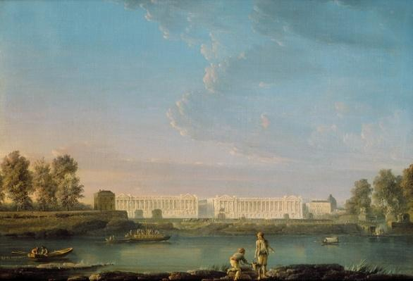 Place Louis XV, c.1779