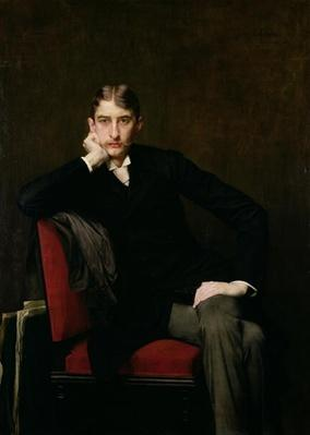 Portrait of M. Fitzgerald, 1889