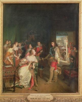 Meeting Between Louis II