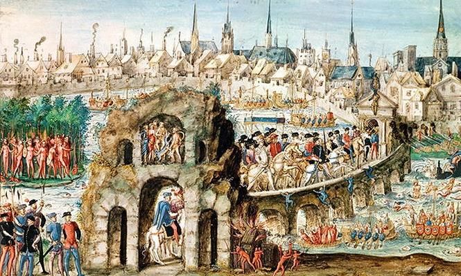 The Royal Entry Festival of Henri II