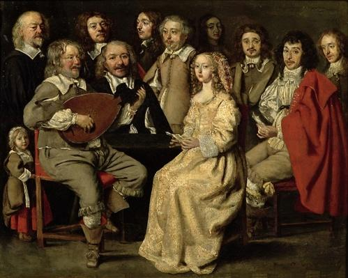The Musical Reunion, 1642