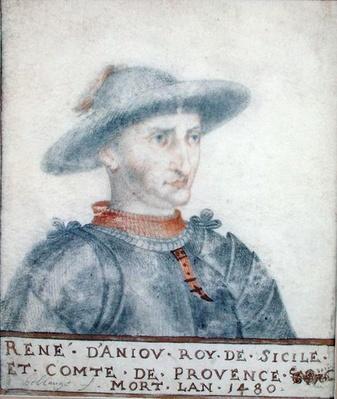 Portrait of Rene I