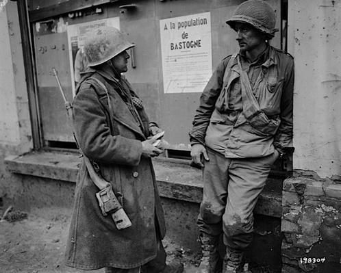 The Battlin' Bastards of Bastogne | Ken Burns: The War