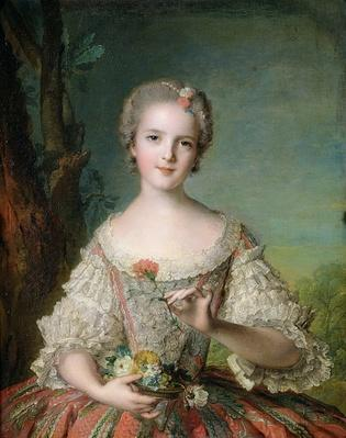 Portrait of Madame Louise de France