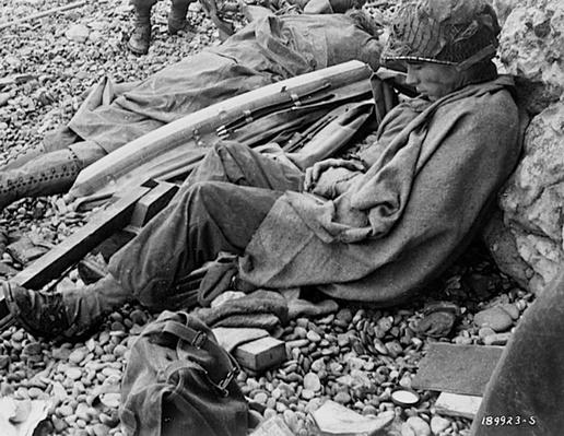 Respite on D-Day | Ken Burns: The War