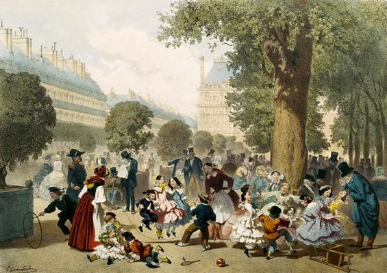 The Tuileries, 1856
