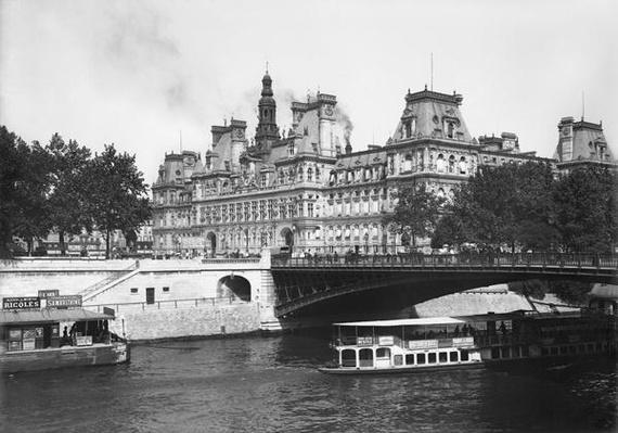 Hotel de Ville, 1882