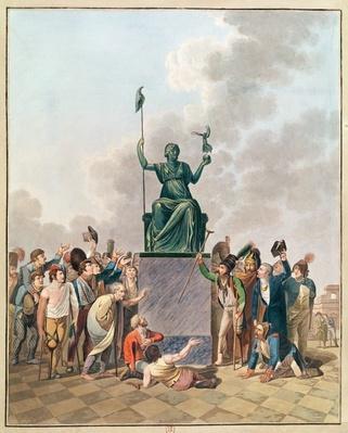 Liberty, 10th November 1793