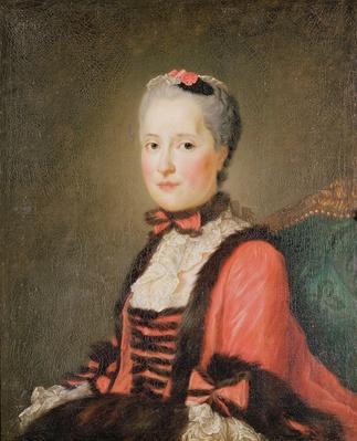 La Dauphine Marie-Josephe de Saxe