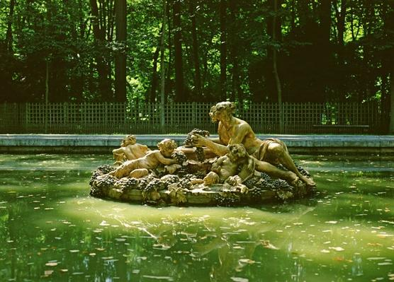 The Fountain of Bacchus or Autumn